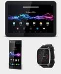 Castiga o tableta, un smartphone si un smartwatch oferite de Kruger&Matz