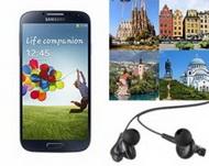 "Concurs ""Everyday Life Upgrader"": castiga 5 smartphone-uri Samsung Galaxy S4, 5 vacante in Europa si 190 de premii instant"