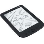 Castiga un ebook reader Evobook 3