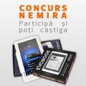 Castiga o tableta Evotab 2, un eReader Evobook si un voucher de 100 lei