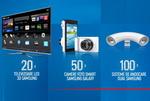 Extra Premii - castiga 20 de televizoare LED 3D Samsung, 50 aparate foto Samsung Galaxy, 1.000 de vouchere eMAG
