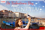 Castiga un weekend romantic la Venetia