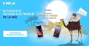 Câștigă un Samsung Galaxy Note 9, un Huawei P20 Pro sau o vacanță all-inclusive în Egipt
