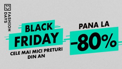 Fashion Black Friday