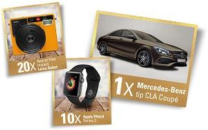 Câștigă o mașină Mercedez Benz CLA 180 Coupe