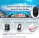 Castiga un smartwatch Vector Meridian, 2 tablete Lenovo Tab 3, 3 perechi de casti over-ear Sony si 5 acumulatori externi Hama