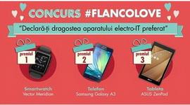 Castiga un smartwatch Vector Meridian, un smartphone Samsung Galaxy A3 si o tableta Asus ZenPad