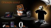 Castiga o tableta Sony Xperia Z, 6 smartphone-uri Sony Xperia Z/E, un smartwatch Sony si 160 vouchere Orange de 10 euro
