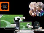 Câștigă un televizor Sony Bravia, un smartphone HTC One A9 și un laptop HP Chromebook