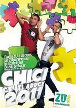 "Concurs ""Ghici ce-ti aduce 2011"": castiga 416 premii oferite de Radio ZU"