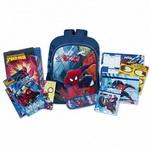 Castiga un ghiozdan complet echipat cu Spider-Man sau Barbie