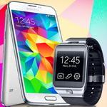 Castiga un smartphone Samsung Galaxy S5 si un smartwatch Samsung Gear 2 Neo