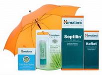 Castiga 10 pachete cu produse Himalaya pentru copii