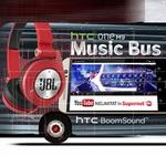 Castiga 4 smartphone-uri HTC One M9, 10 casti JBL si 20 vouchere Zonga