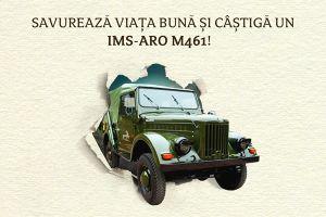 Câștigă o mașină IMS ARO M-461