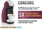 Castiga 5 aparate Nescafe Dolce Gusto