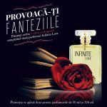 Castiga un parfum si o carte de dragoste oferite de Infinite Love