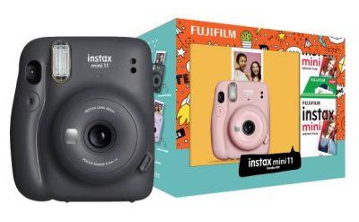 Câștigă 5 aparate foto instant Fuji Instax Mini 11