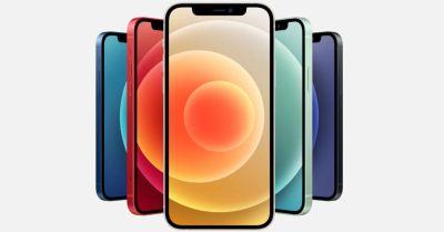 Câștigă 20 telefoane iPhone 12 Mini 128GB