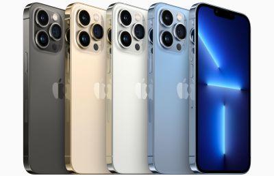 Câștigă 91 telefoane iPhone 13 Pro 256 GB