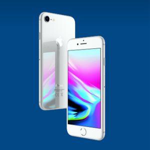 Câștigă 10 smartphone-uri Apple iPhone 8 64GB Silver