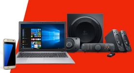 Până la 40% reducere la laptopuri, tablete și telefoane mobile