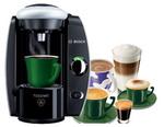 Castiga un espressor automat Bosch Tassimo Fidelia TAS 4014EE