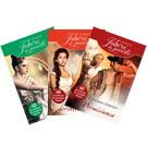 Castiga un pachet de 3 carti de Johanna Lindsey