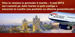 Castiga o excursie pentru 2 persoane la Londra