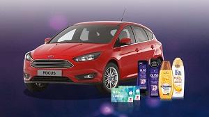 Câștigă o mașină Ford Focus Trend