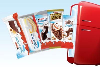 Câștigă 31 de frigidere SMEG model FAB3ORRD5