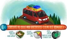 Castiga 8 excursii-circuit prin Romania, 50 ceasuri, 500 de zmeie si 400 de board-games