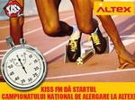 """Concurs """"Campionatul National de Alergare la Altex"""": castiga 39 de premii electronice si electrocasnice"""