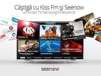 Castiga 20 de televizoare Samsung Smart TV Samsung UE32ES5500