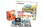 Castiga un kit AMD format din procesor APU AMD A4-3400 si placa de baza GIGABYTE GA-A55M-DS2