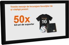 Castiga zilnic un kit suporter UEFA 2016 si garantat pana la 5 GB internet mobil la Orange