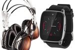 Castiga un smartwatch si 2 perechi de casti Kruger & Matz