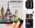 Castiga 2 smartphone-uri Soul, un smartwatch si o pereche de casti Kruger & Matz