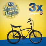 Castiga 3 biciclete Pegas