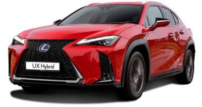 Câștigă o mașină Lexus UX Hybrid