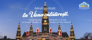 Câștigă un city break de 4 stele la Viena