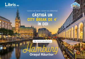 Câștigă un city break de 4 stele la Hamburg