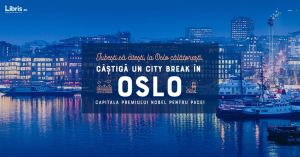 Câștigă un city break de 4 stele la Oslo