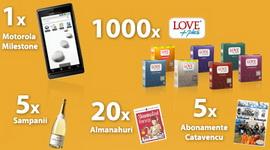 Castiga un smartphone Motorola Milestone