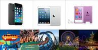 Castiga 6 iPhone 6, 6 iPad Mini si 30 iPod Nano