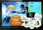 Castiga un televizor 3D HD, un frigider Arctic, 2 aspiratoare, 4 dvd playere si 4 cuptoare cu microunde