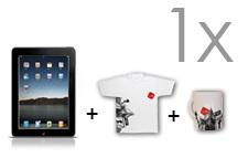 Castiga un iPad 16 GB Wi-Fi