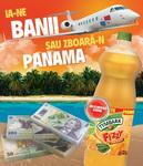 Marea Fizzyune - castiga o vacanta in Panama, 1.000 de premii in bani (50 lei, 100 lei, 200 lei sau 500 le) si alte 1.200 de premii