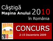 Castiga masina anului 2010 in Romania