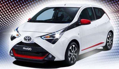 Câștigă o mașină Toyota Aygo